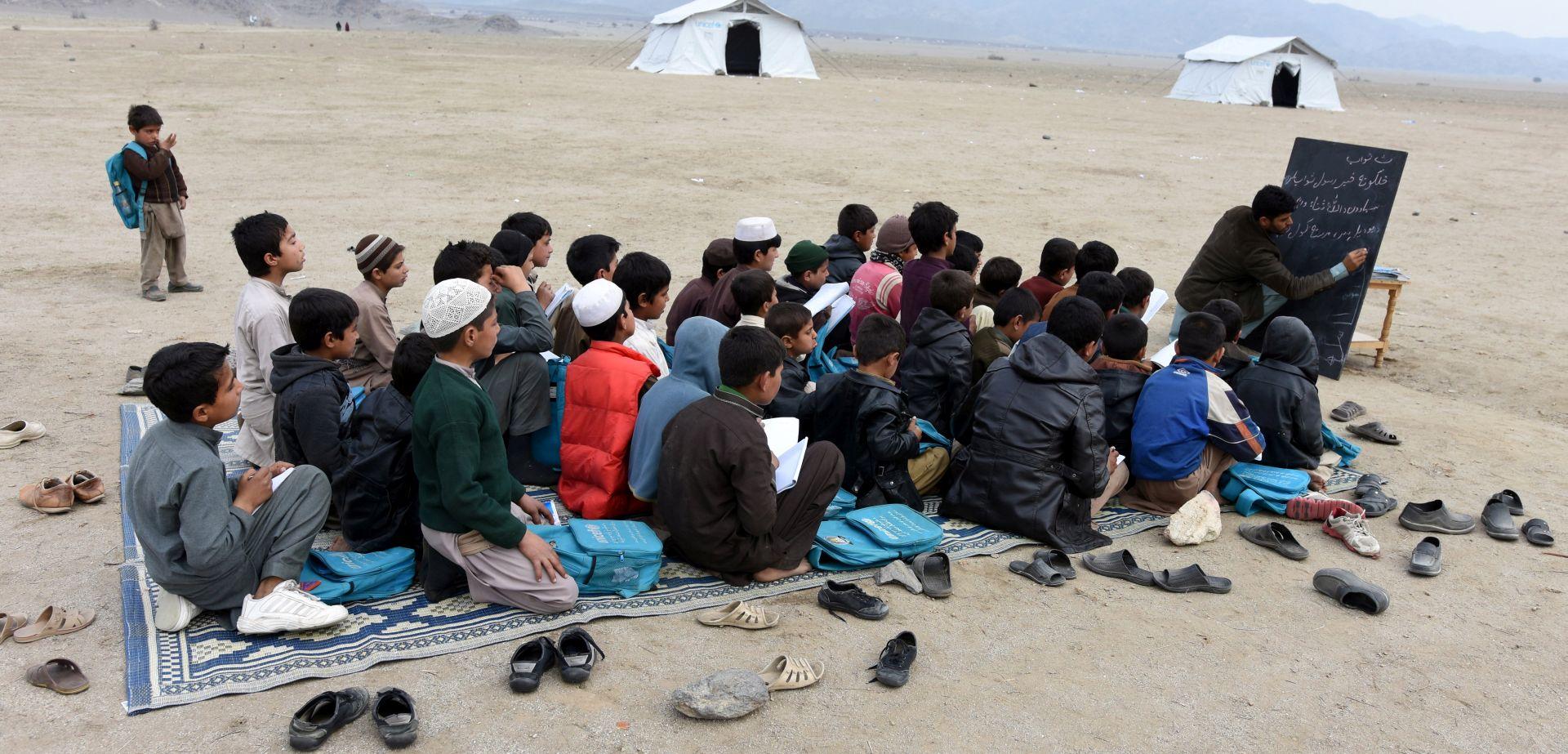 UN Blizu 90.000 Afganistanaca dosad u 2017. raseljeno zbog sukoba