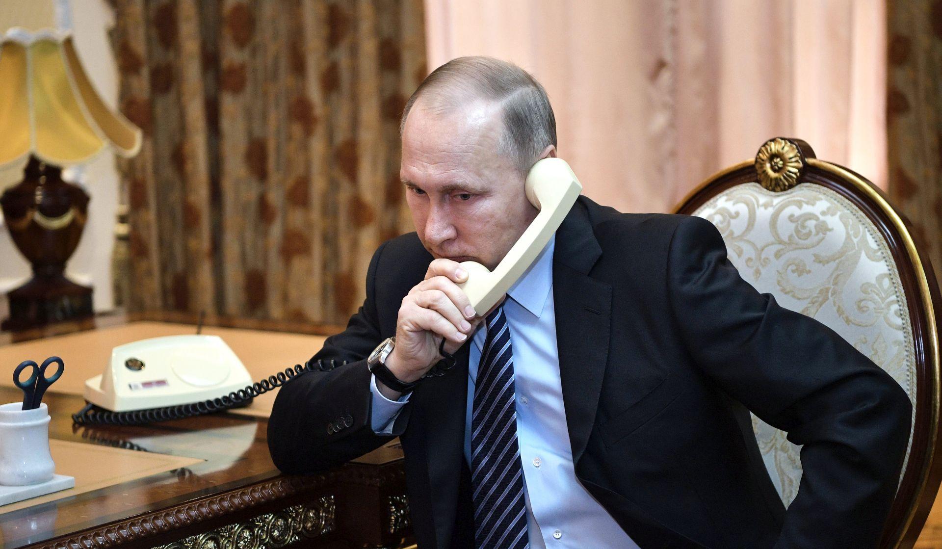 STRANI AGENTI Putin potpisao Zakon o medijima