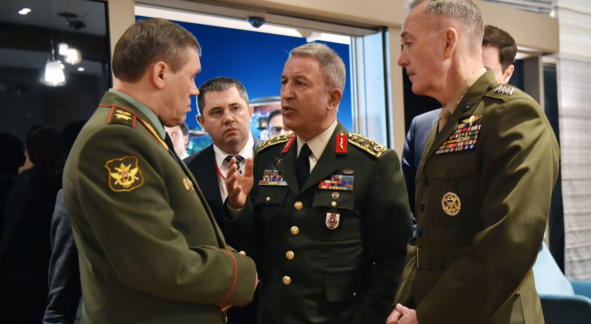 Rusija i SAD opet primjenjuju sporazum o sprečavanju izgreda u sirijskom zračnom prostoru