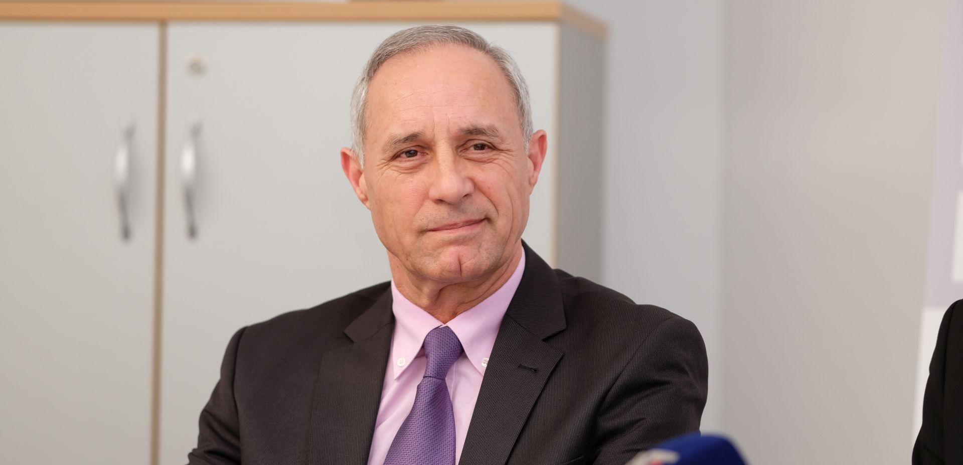 Josip Čop dobio četvrti puni mandat za glavnog tajnika HOO-a