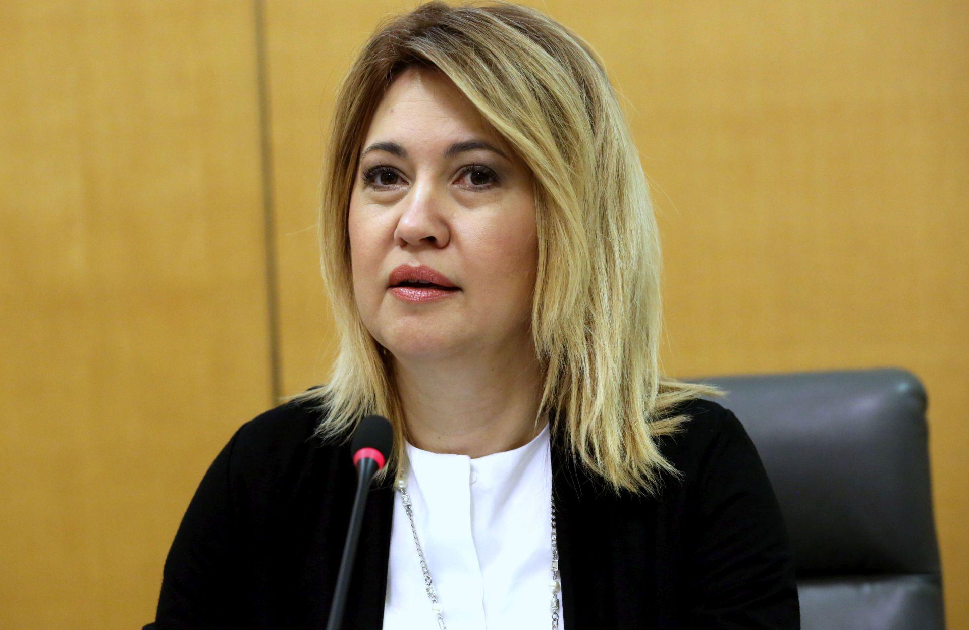 MILANKA OPAČIĆ 'Dolazim na glasovanje o ministru Mariću, napadi kolega nekorektni'