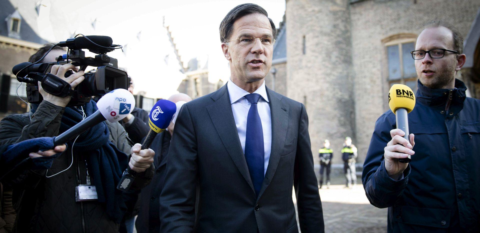 Rutte poziva EU da se ujedini kako bi se suprotstavila Trumpu