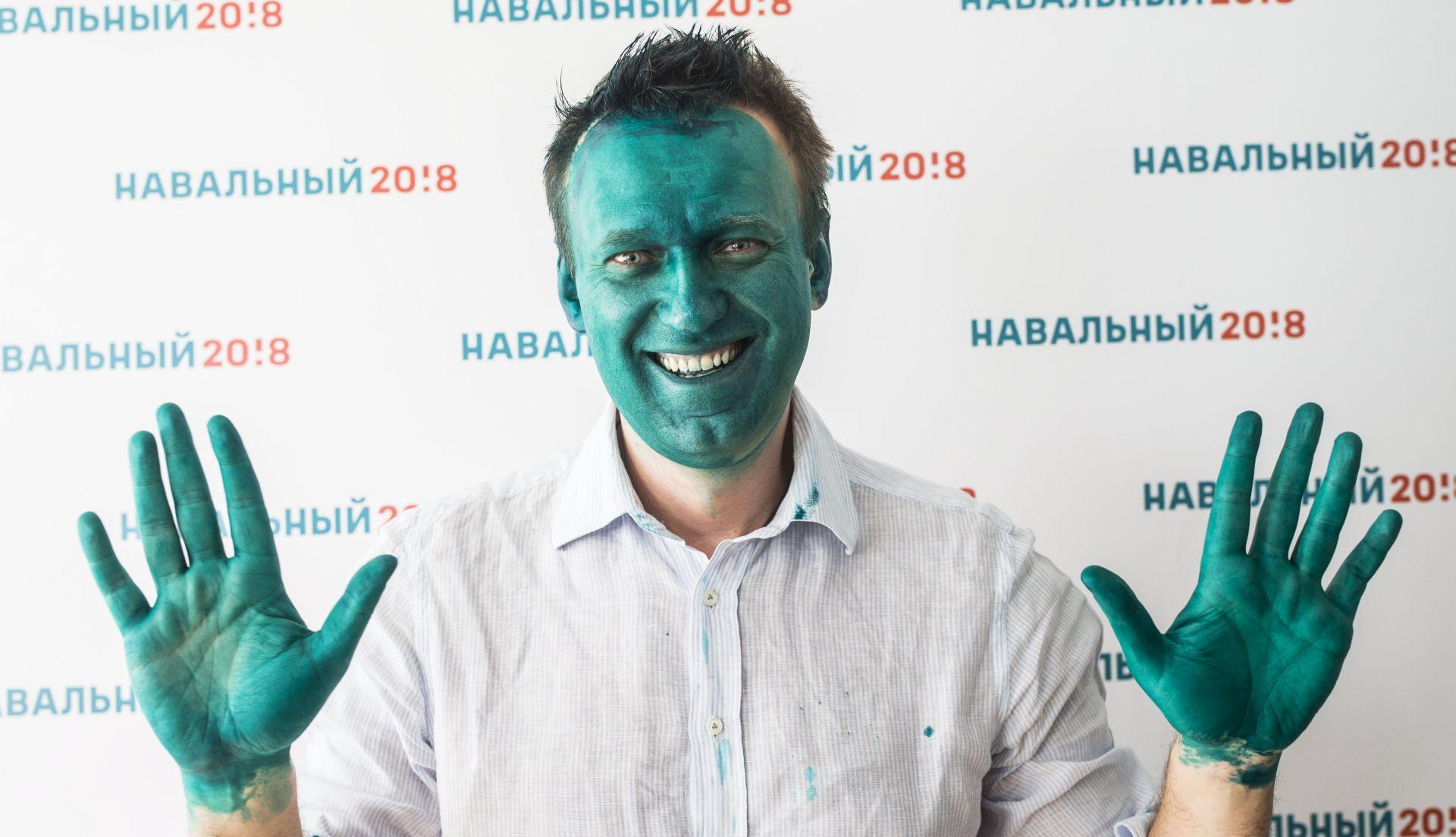 Potvrđena kazna čelniku ruske oporbe Navaljnom