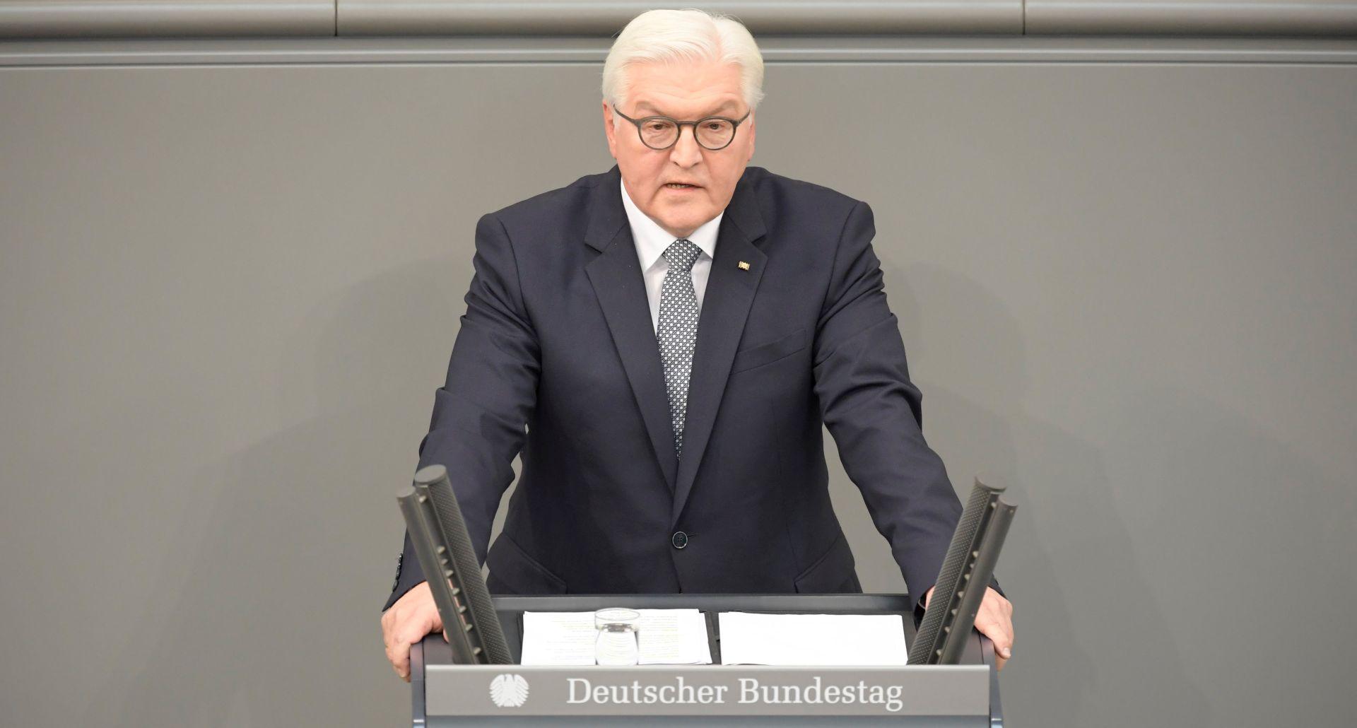 Njemački predsjednik odbacuje zahtjeve Poljske za ratnom odštetom