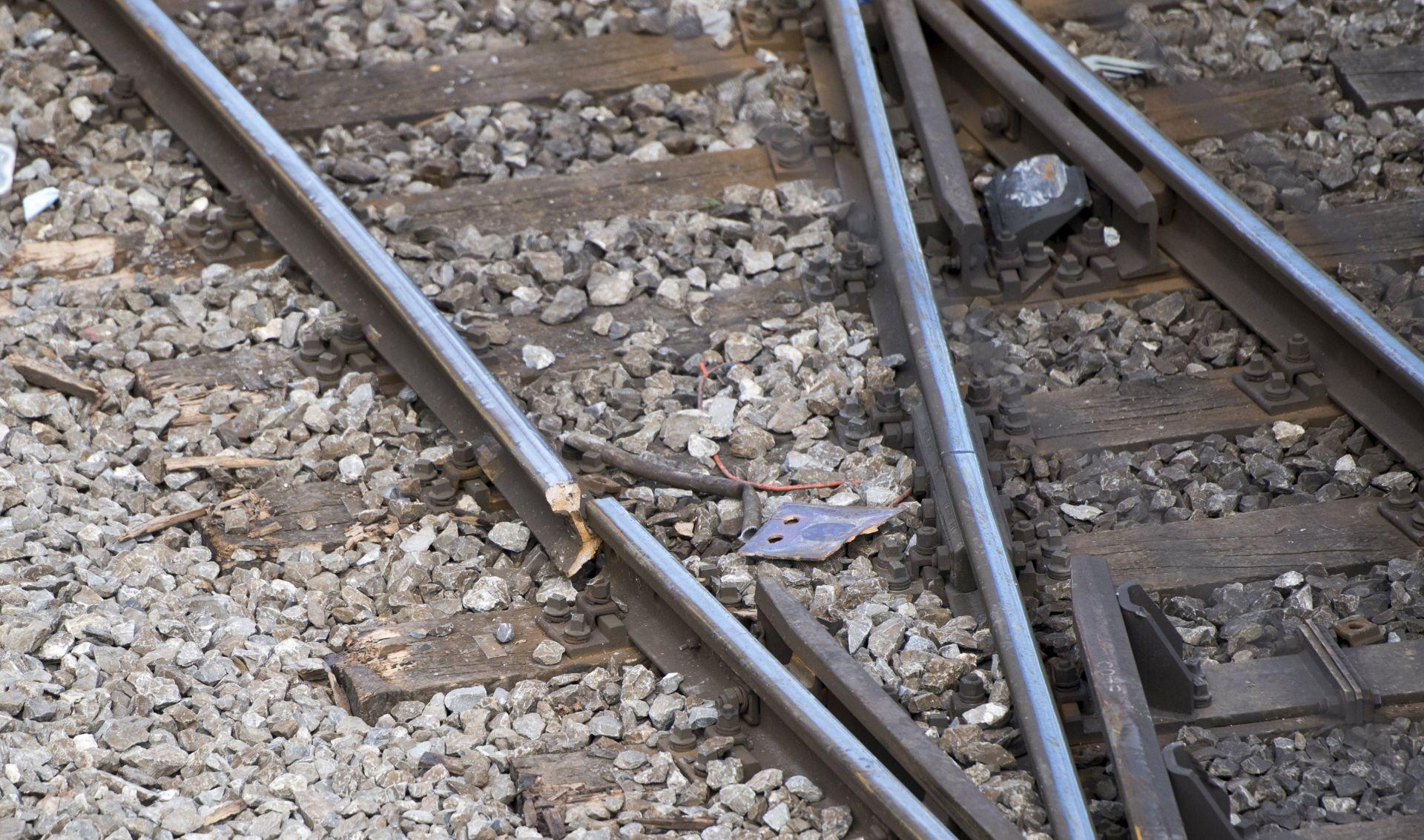 Dvoje ozlijeđenih u željezničkoj nesreći u Austriji