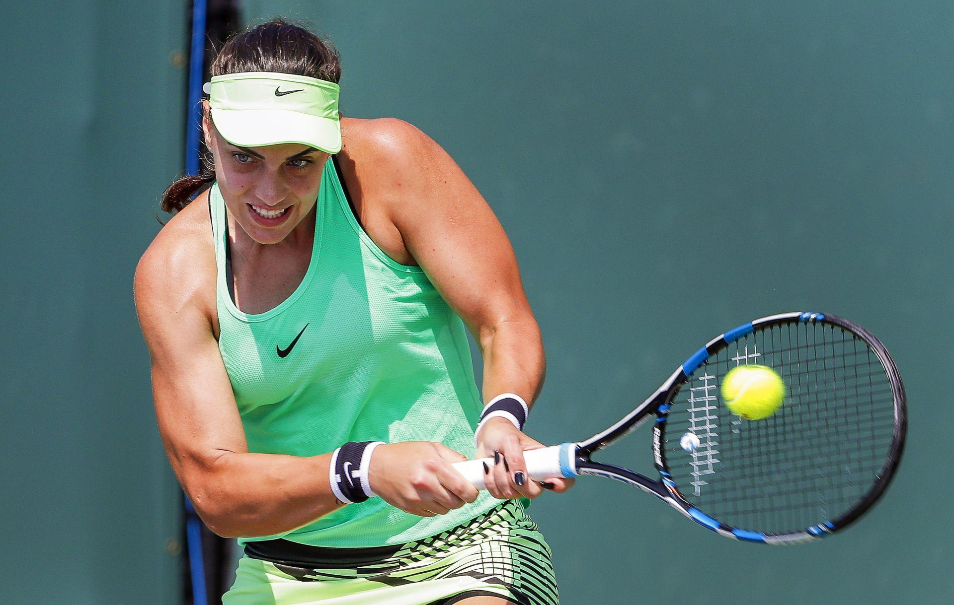 WTA PRAG Konjuh u četvrtfinalu