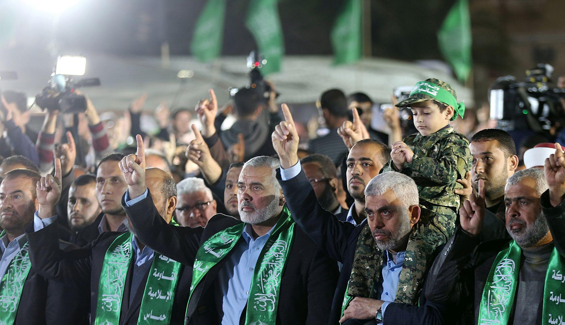 Hamas novim programom prihvaća Palestinu u granicama iz 1967.