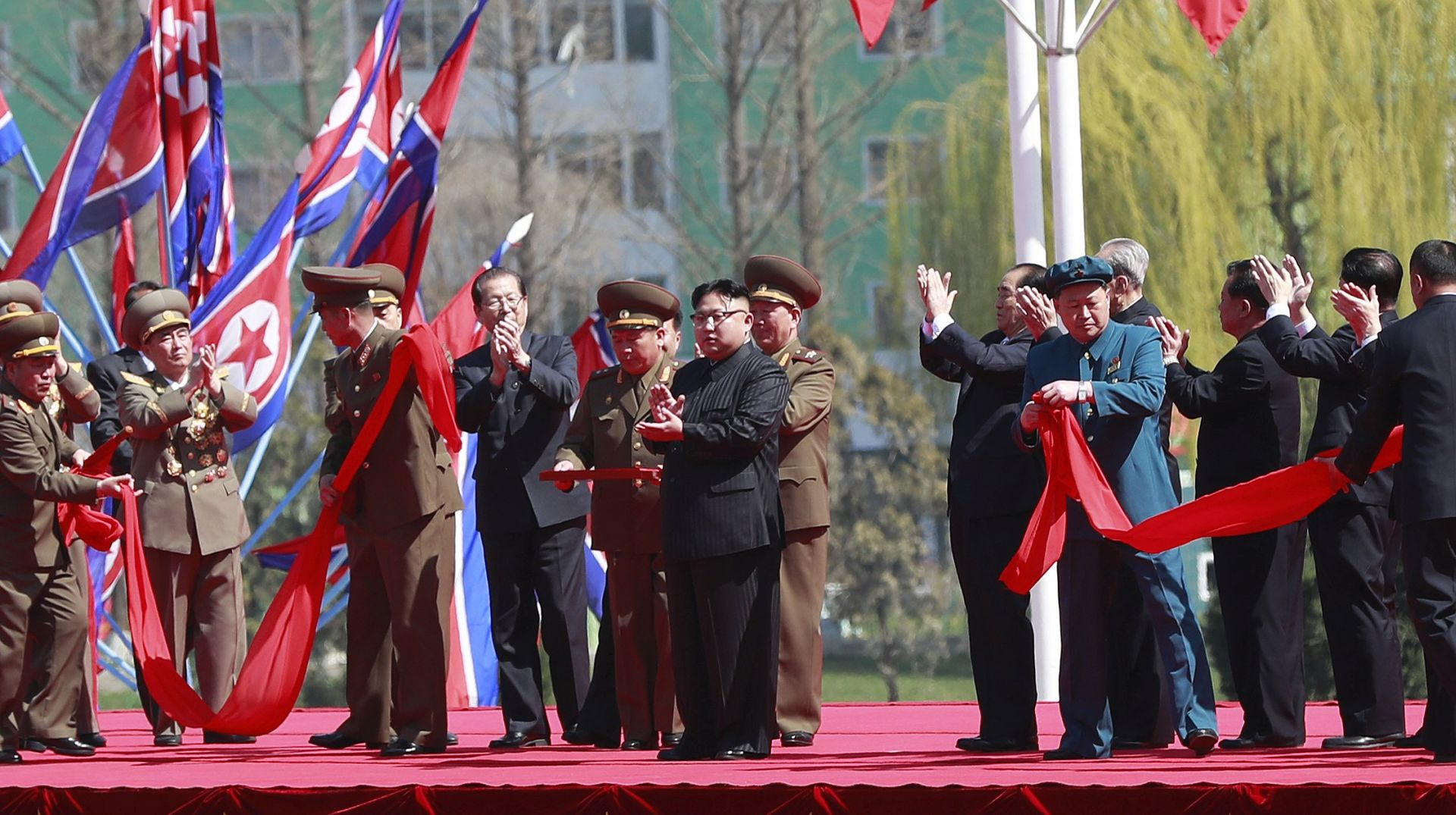 Kineski ministar vanjskih poslova doputovao u Pjongjang