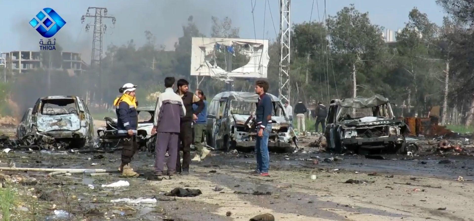 Uskoro radna skupina UN-a za zločine u Siriji