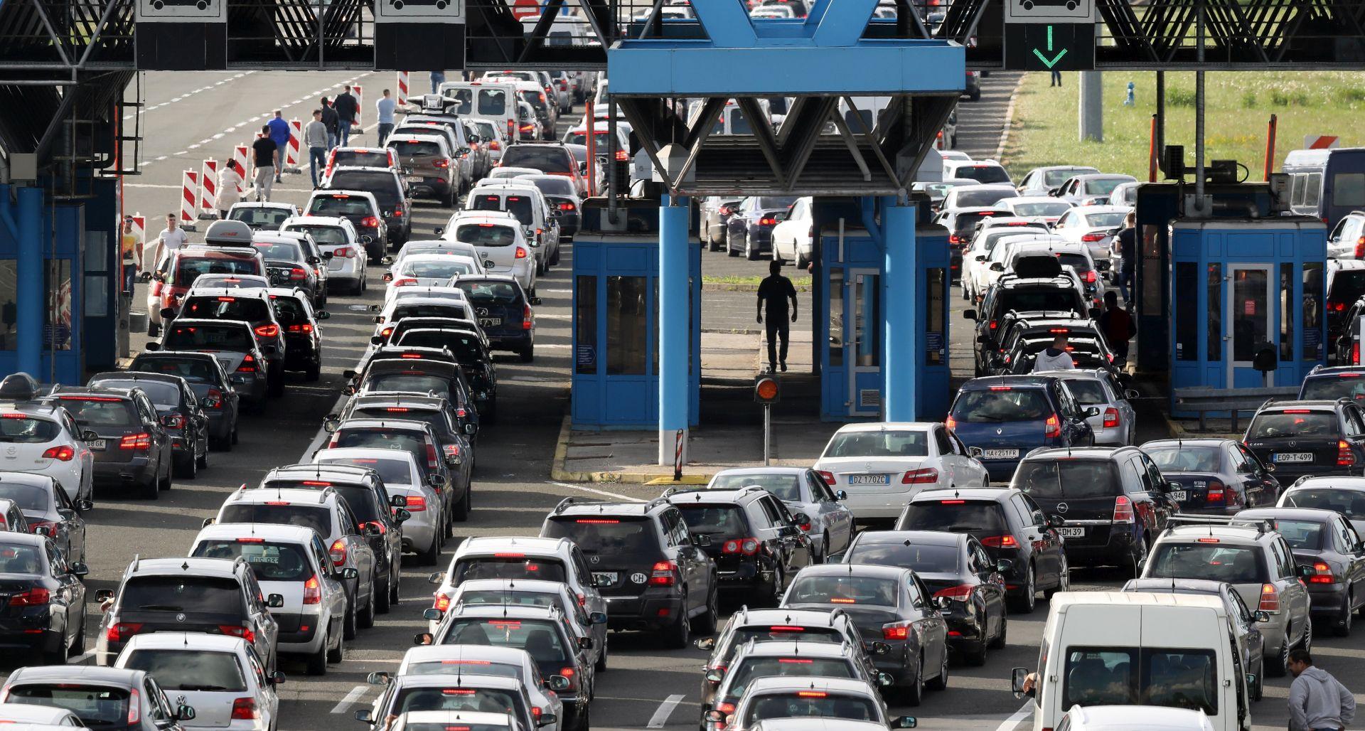 Prometna prognoza HAK-a: Očekuju se gužve od petka do ponedjeljka