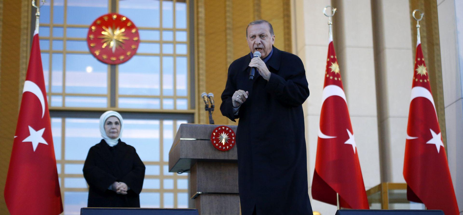 """ERDOGAN 'Turska će reći """"doviđenja"""" EU-u ako se ne pokrene pristupni proces'"""
