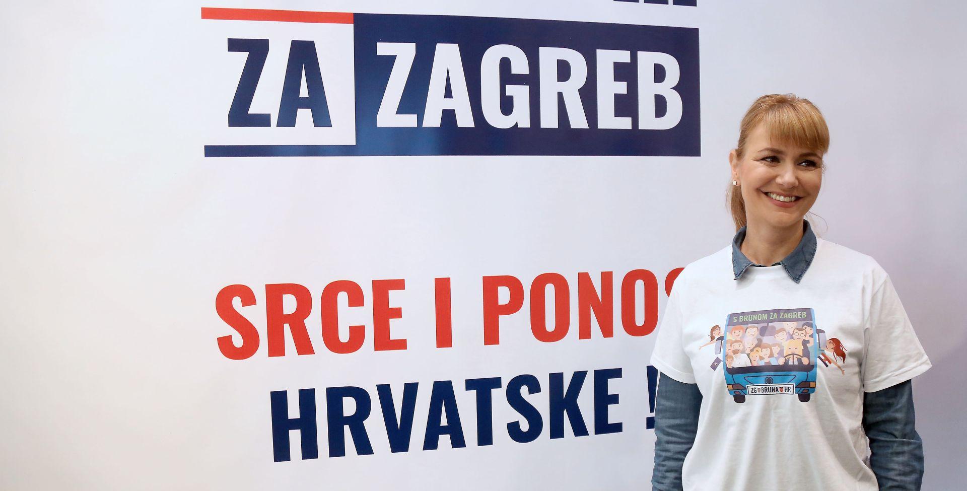 """GLASALA ZA MARIĆA Birači bijesni na Brunu Esih: """"Hvala ti što si izdala hrvatski narod"""""""