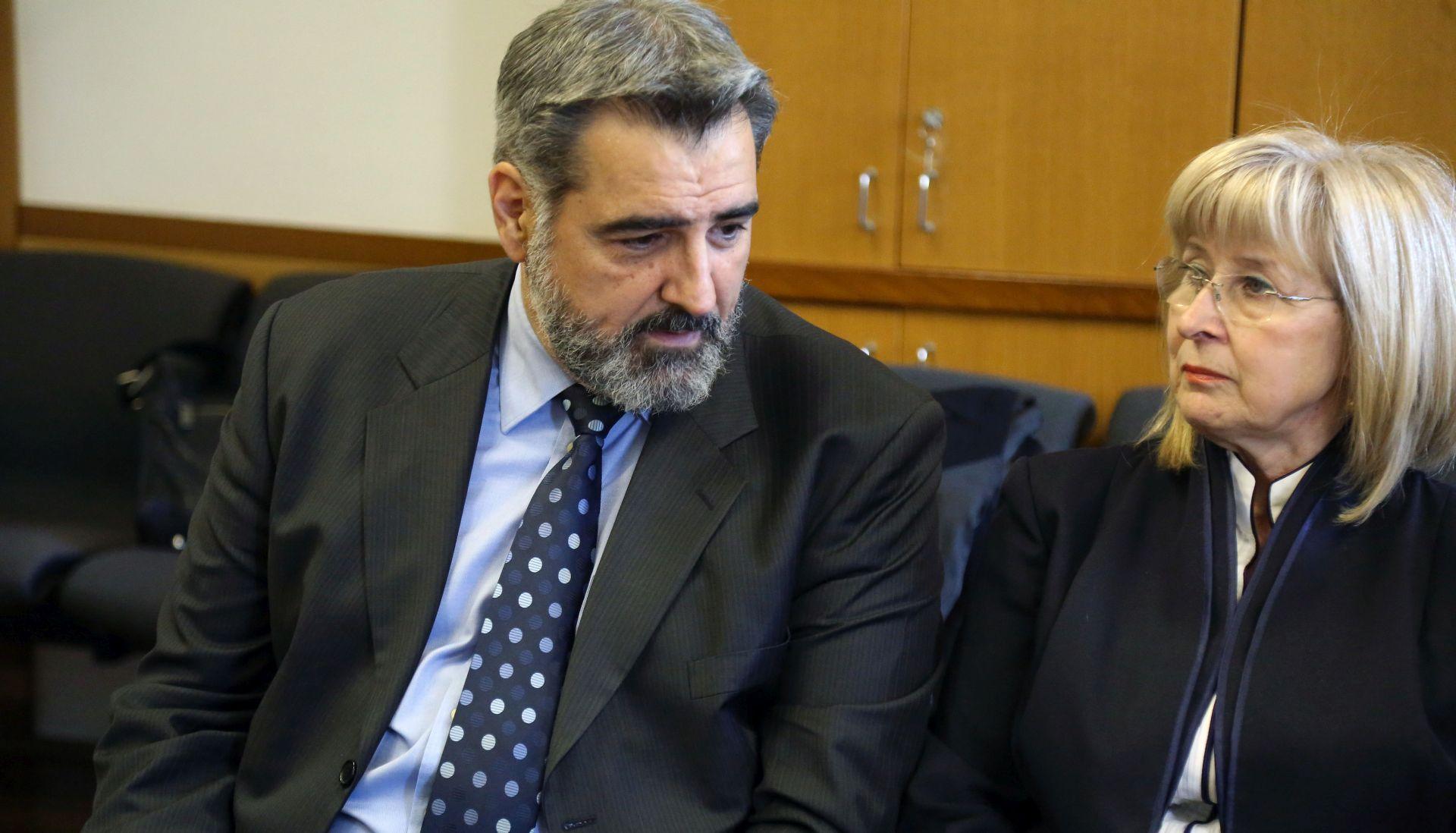 """NASTAVAK SUĐENJA Komerički: """"Vidošević me tražio da za njega perem novac"""""""