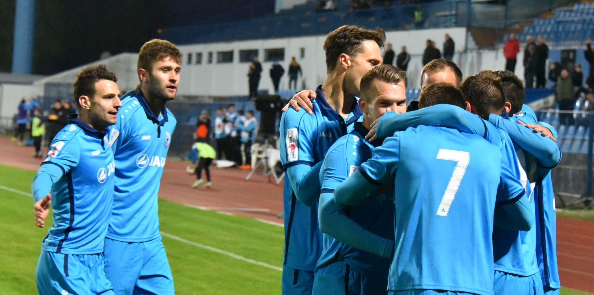 HNL Cibalia slavila protiv Istre i prestigla Split