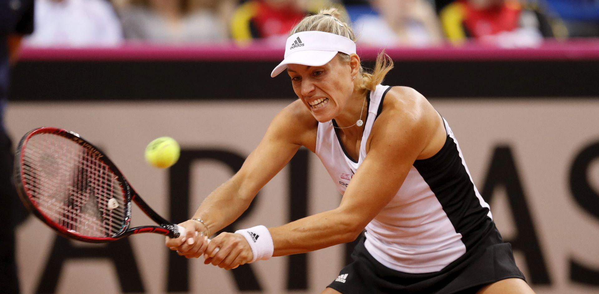 WTA LJESTVICA Kerber na vrhu, Lučić-Baroni 22.