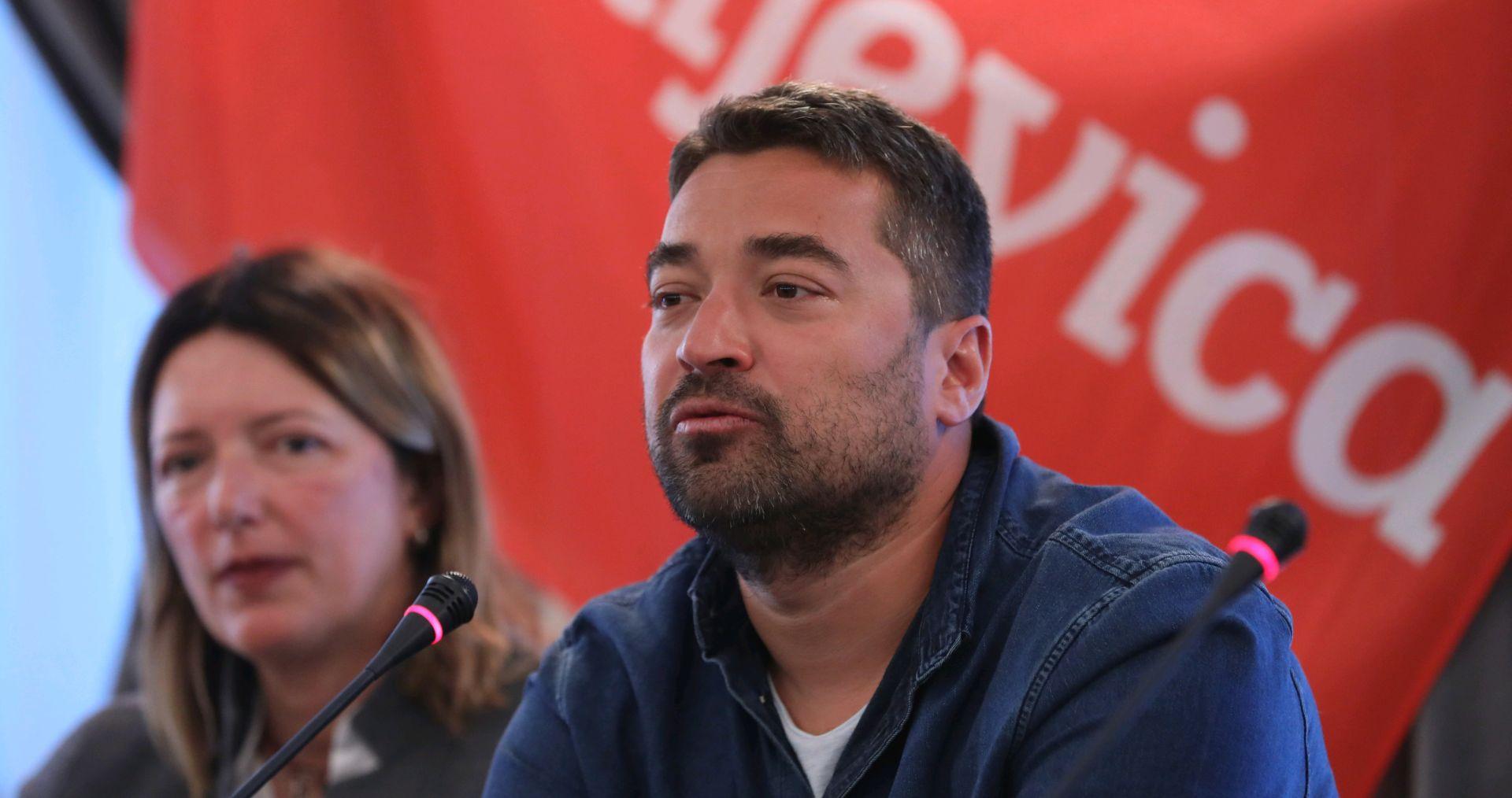 Markovina (Nova ljevica) pozvao sve birače s ljevice da bojkotiraju drugi izborni krug u Splitu