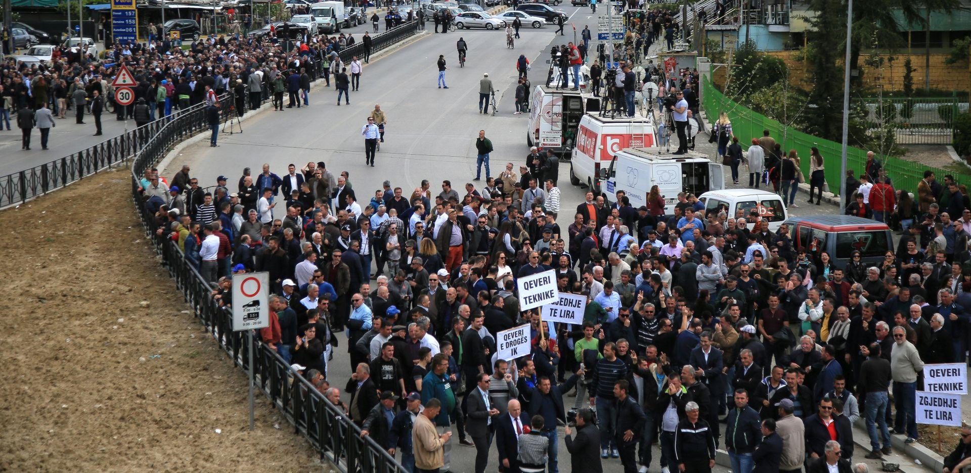 Albanska desnica odustaje od bojkota parlamentarnih izbora