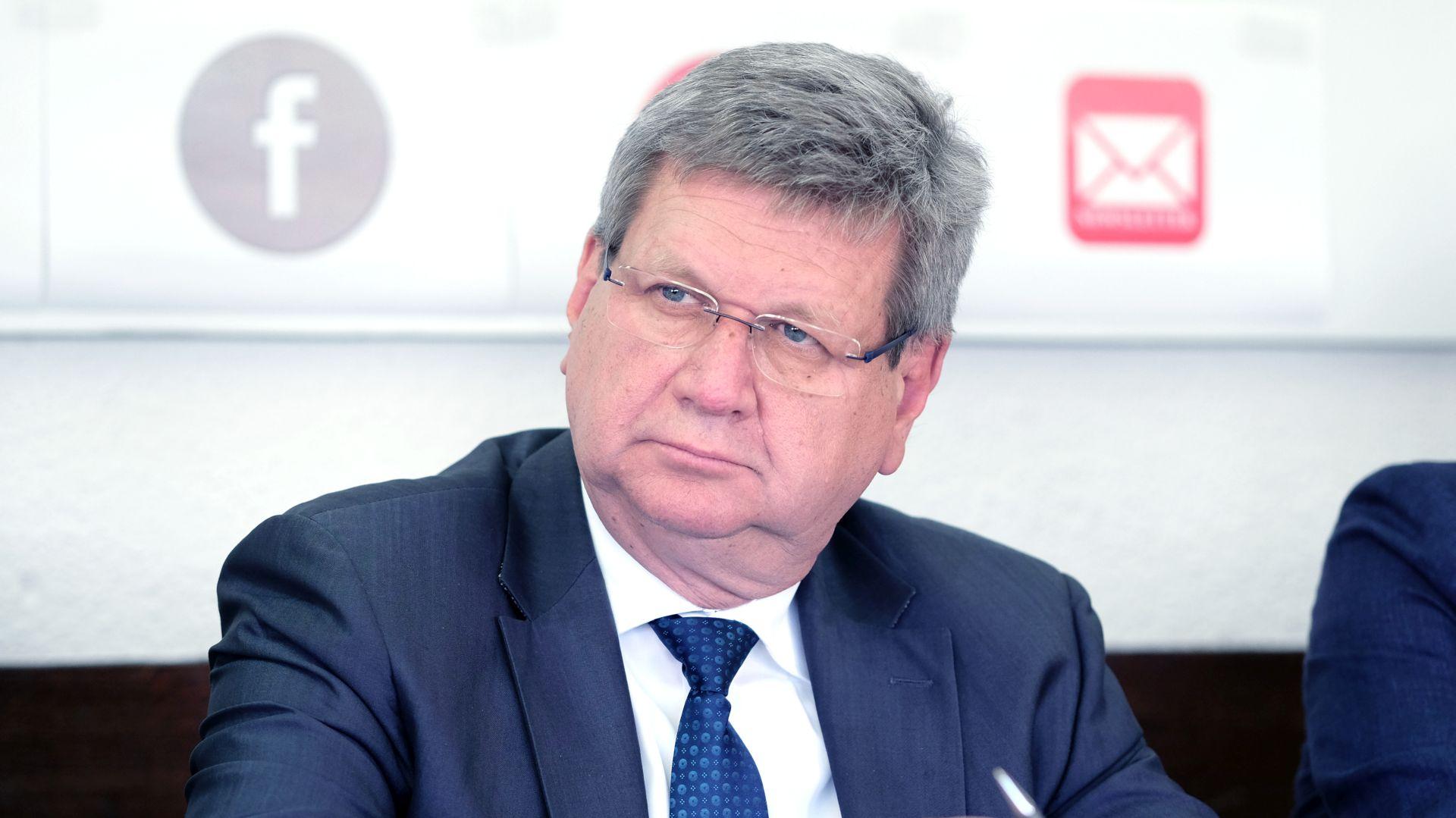 """I MRSIĆ DAO IZJAVU ZA MEDIJE """"U ovom trenutku se ne zna tko vodi SDP"""""""