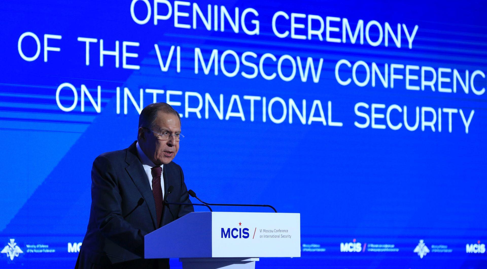 Trump se u srijedu sastaje s ruskim ministrom vanjskih poslova Lavrovom