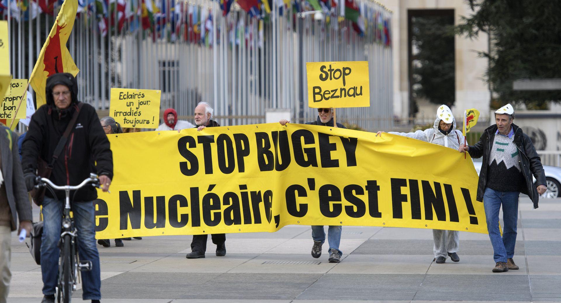 Švicarci odlučili na referendumu da će odustati od nuklearne energije – projekcije