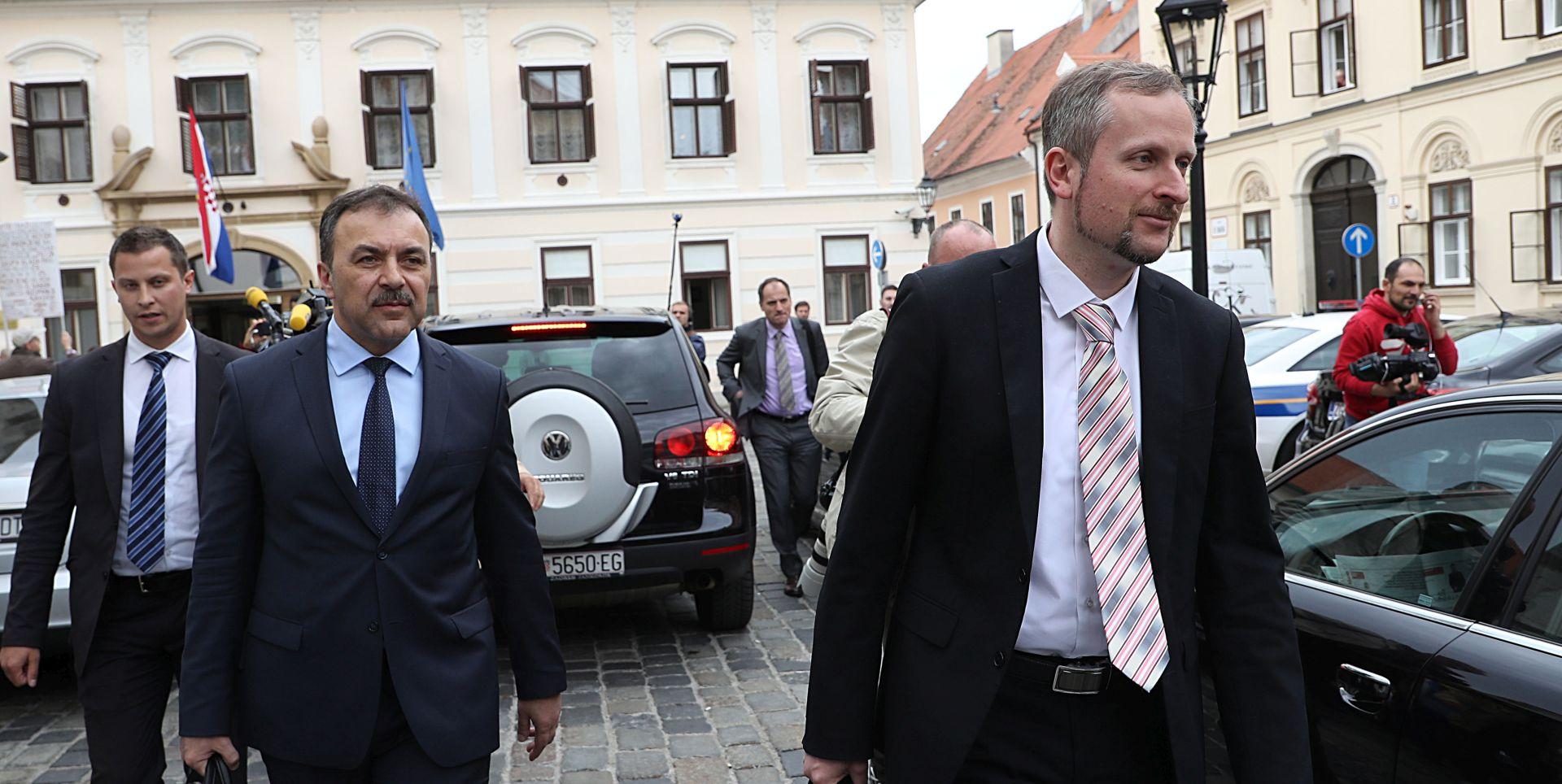 Vlada bivše Mostove ministre razriješila članstva u koordinacijama