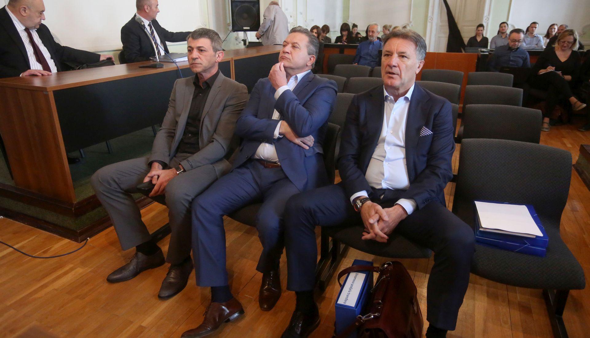 Na suđenju Mamiću svjedočili članovi Izvršnog odbora NK Dinama