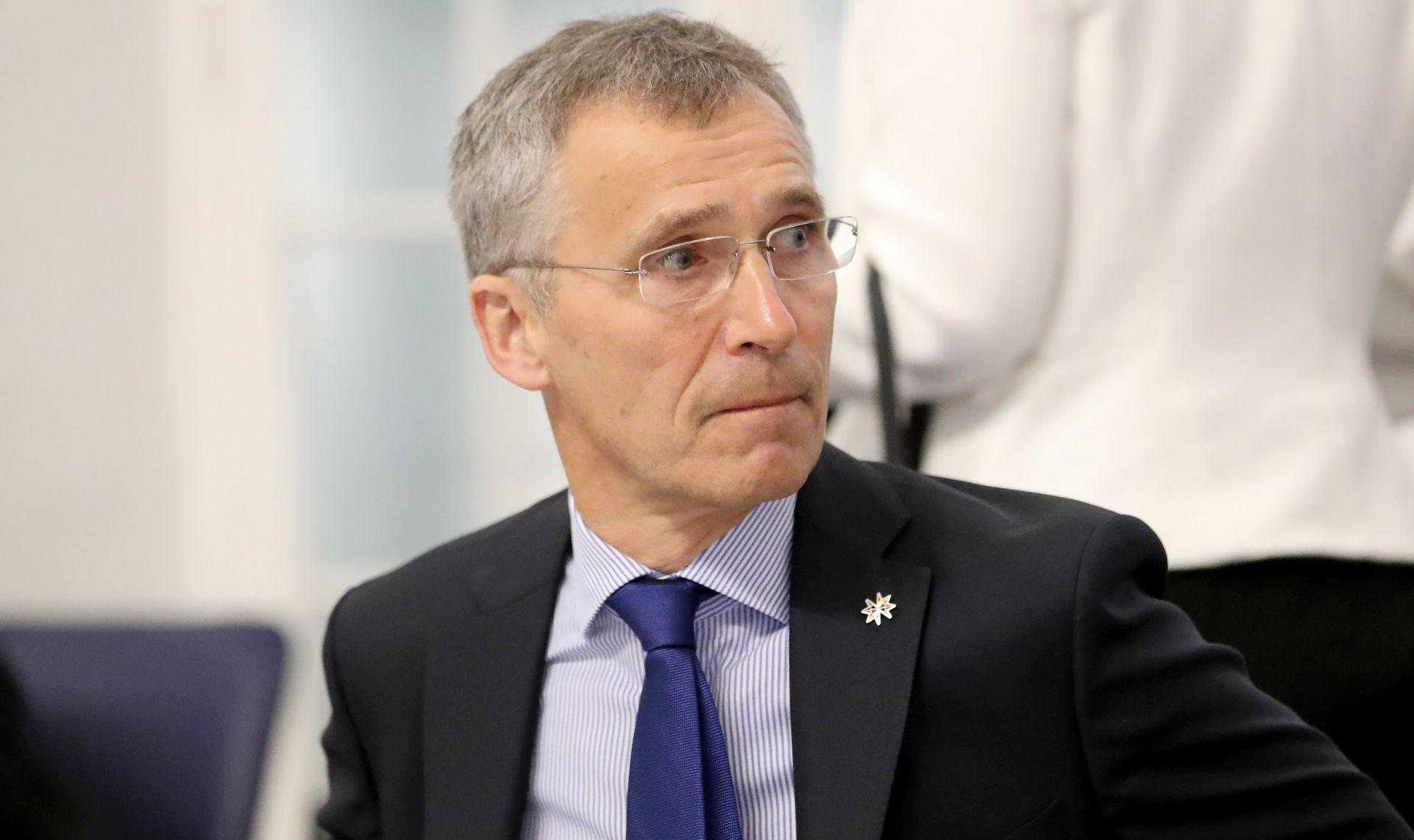 Stoltenberg očekuje da se NATO jače uključi u borbu protiv terorizma