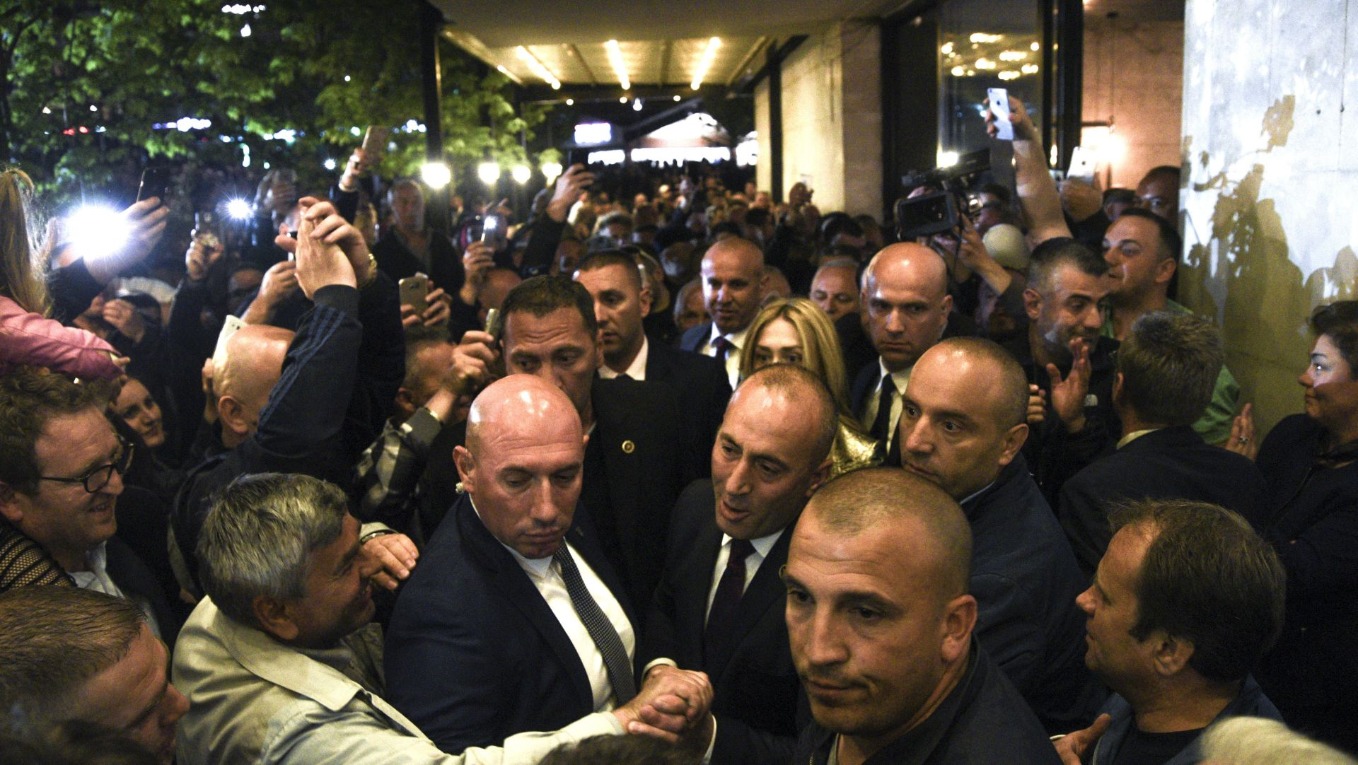 A BEOGRAD GA MRZI Kosovskim Srbima tri ministarstva u vladi premijera Haradinaja