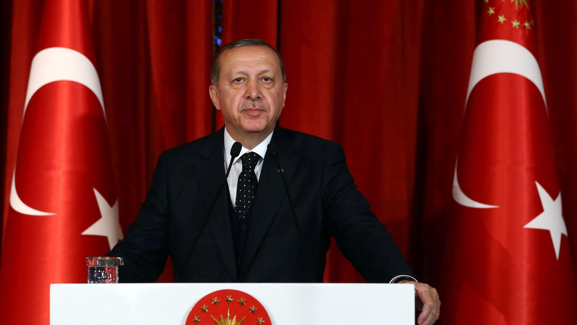 Erdogan danas u Sarajevu