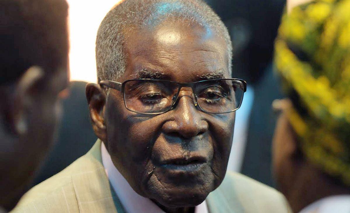 Predsjednik Zimbabvea Robert Mugabe dao ostavku