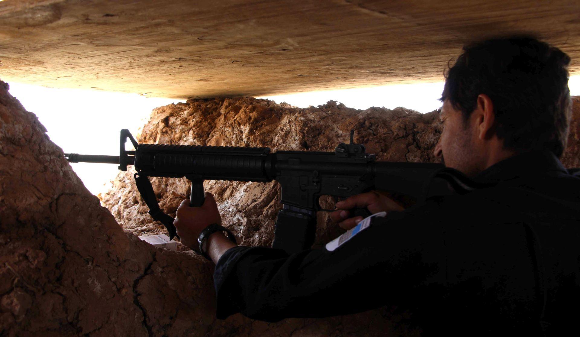 ZAJEDNIČKA VOJNA AKCIJA Ubijen vođa Islamske države u Afganistanu