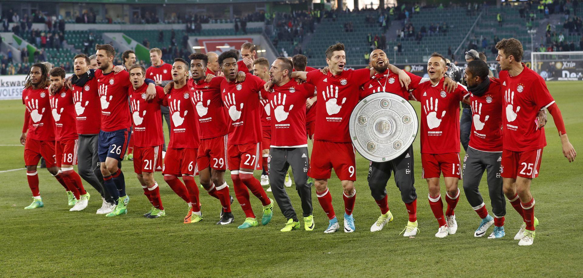 17 PUTA ZA REDOM Bayern Munchen – Werder 4-2