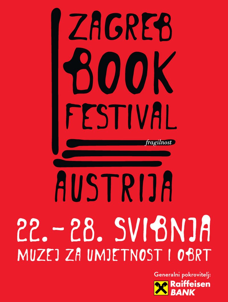 Zagreb Book Festival treći put nudi sadržajan i angažiran program u zabavnoj atmosferi
