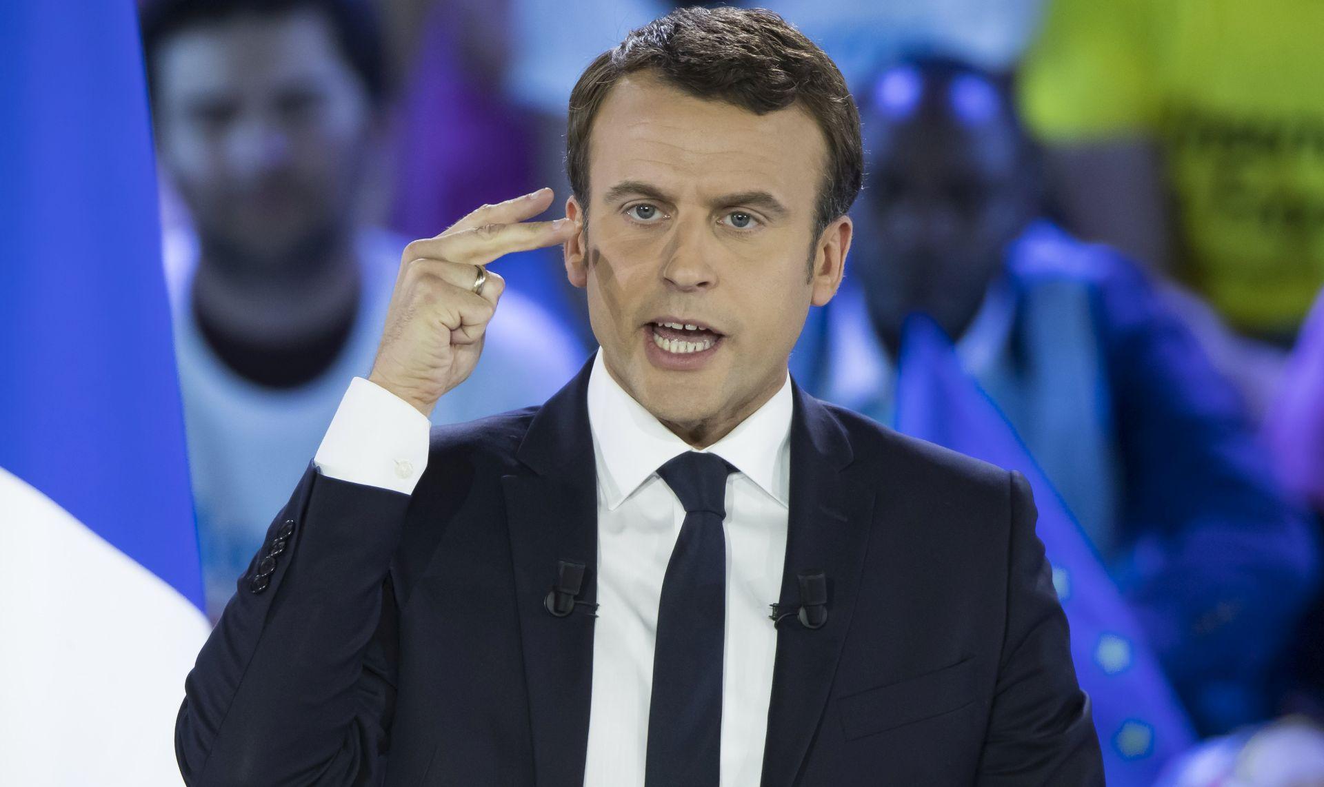 Francusko tužiteljstvo pokrenulo istragu nakon Macronove tužbe za širenje lažnih vijesti