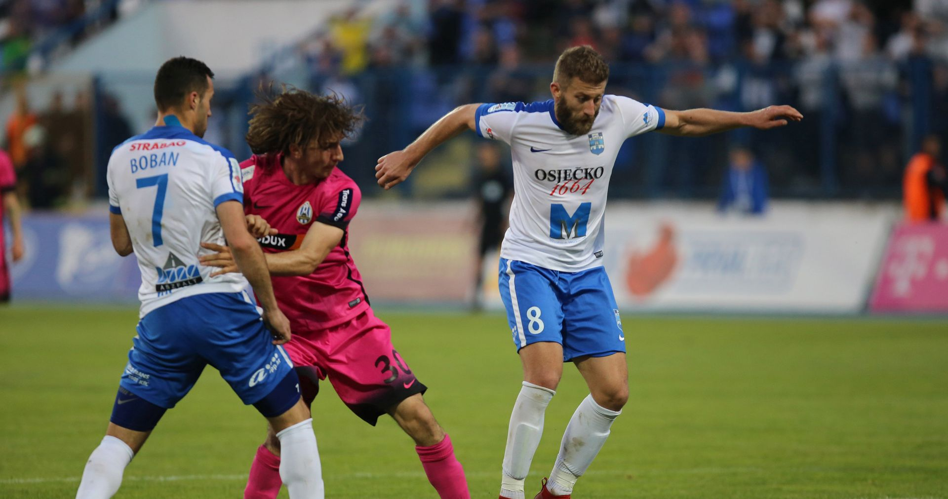 HNL Osijek – Lokomotiva 1-0