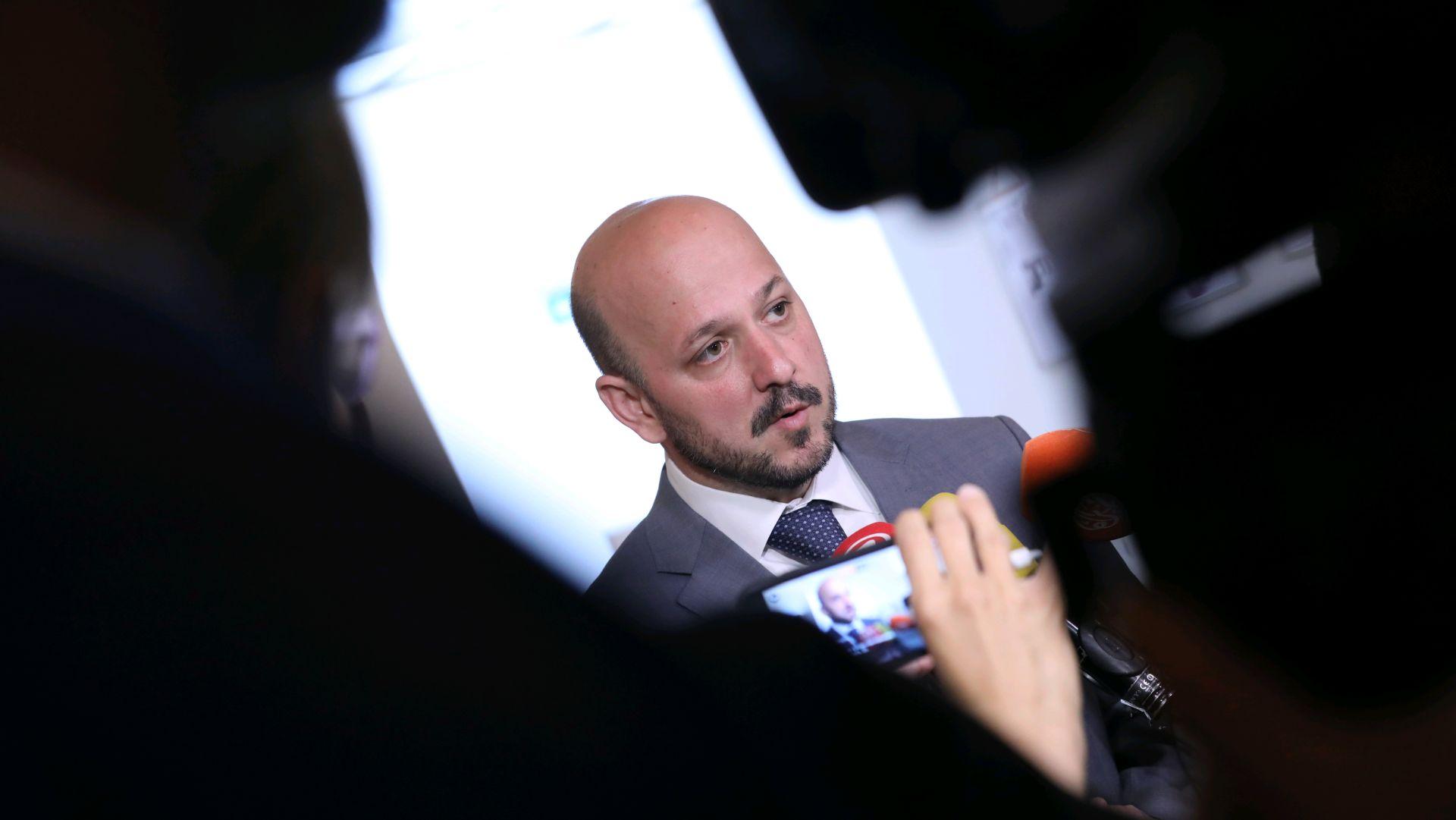 MARAS ZAPRIJETIO VRDOLJAKU 'Onaj tko podrži HDZ pod krinkom reforme je politički mrtav'