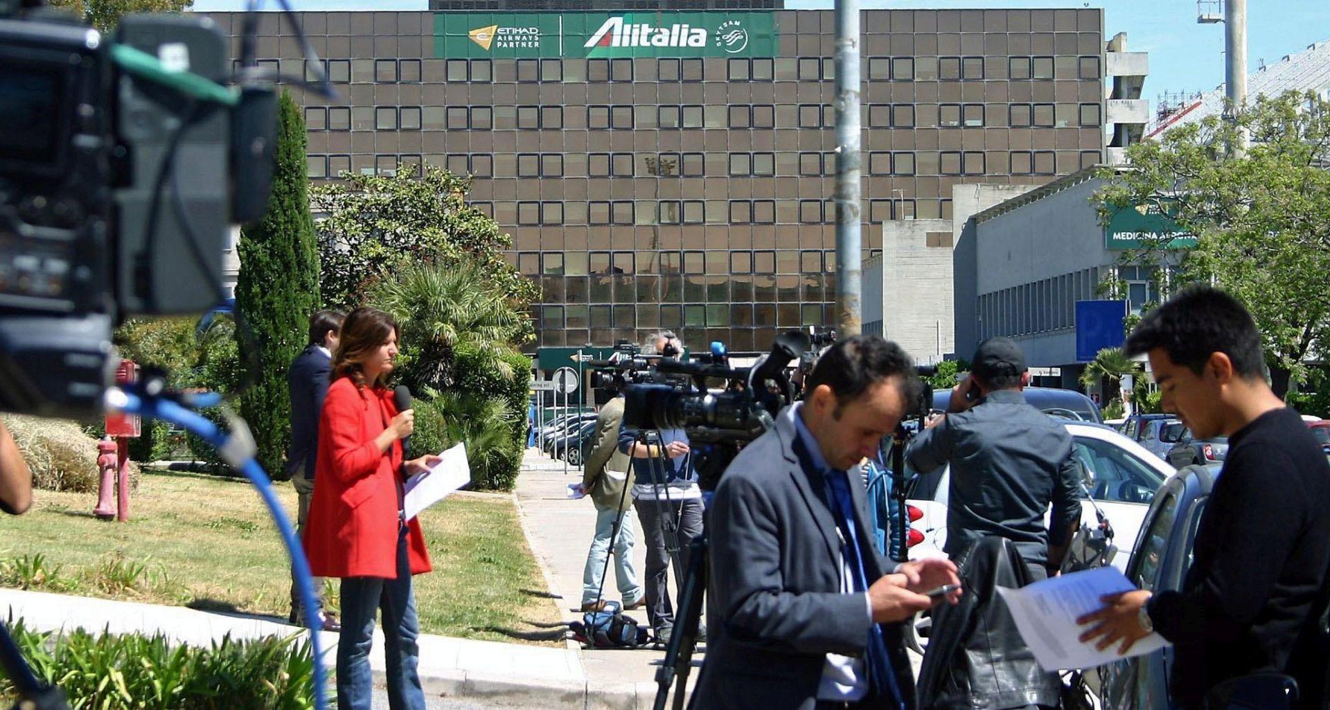 Štrajk u Alitaliji 200 otkazanih letova