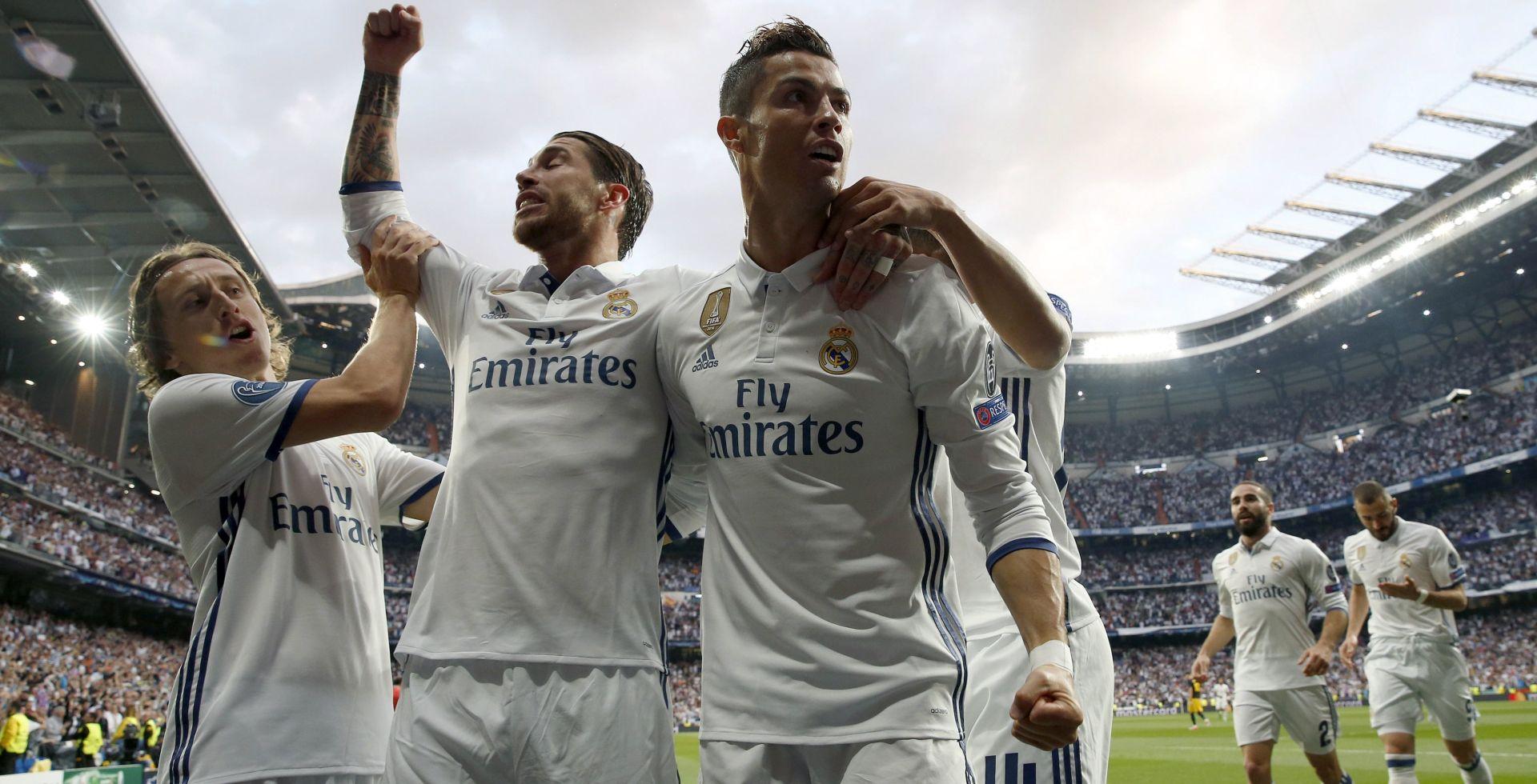 "LIGA PRVAKA Ronaldo s tri gola ""potopio"" Atletico"