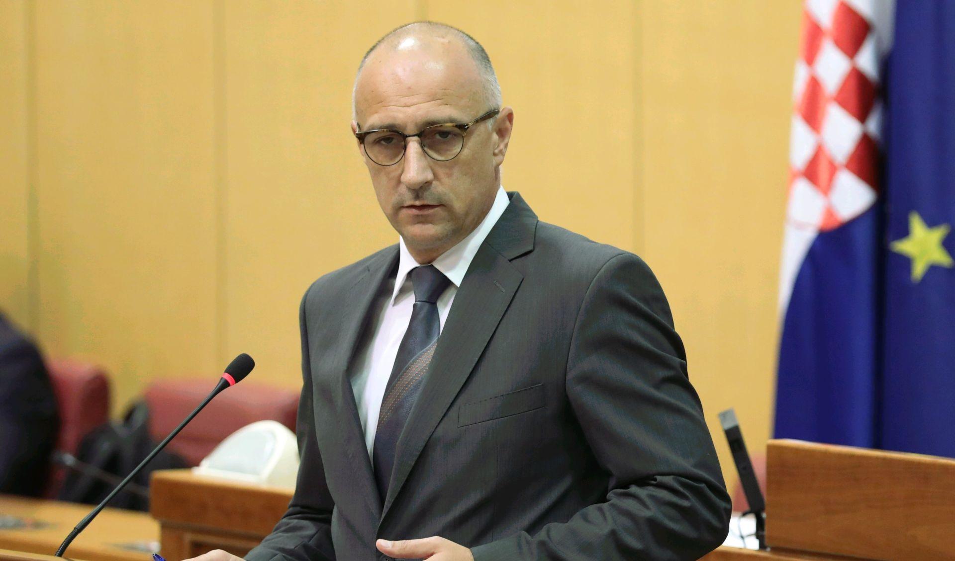 VRDOLJAK 'HNS pokreće interpelaciju o nepovjerenju Plenkoviću i Vladi'
