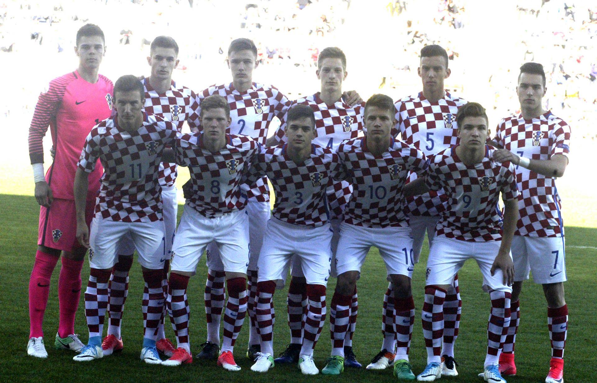 EP U-17 Hrvatska – Italija 0-1