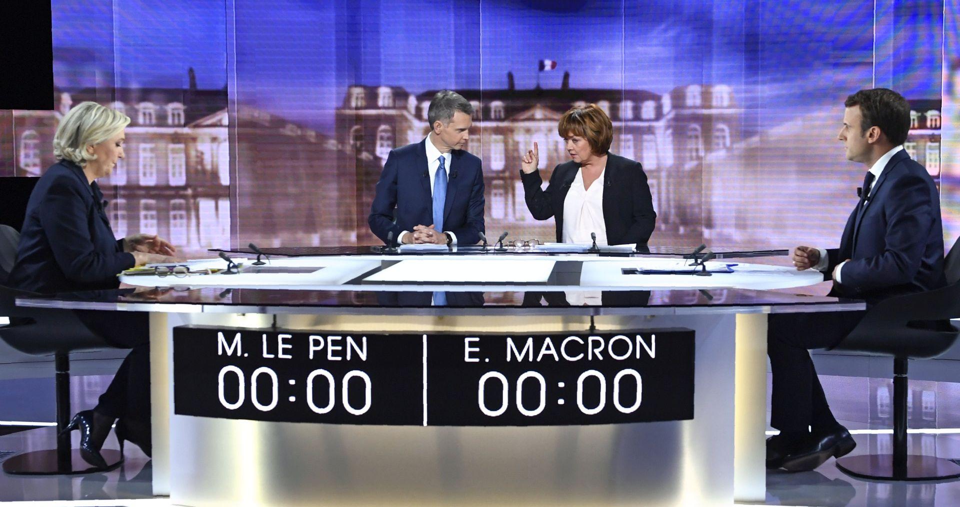 Francuska se bori da hakiranje Macrona ne utječe na rezultat izbora