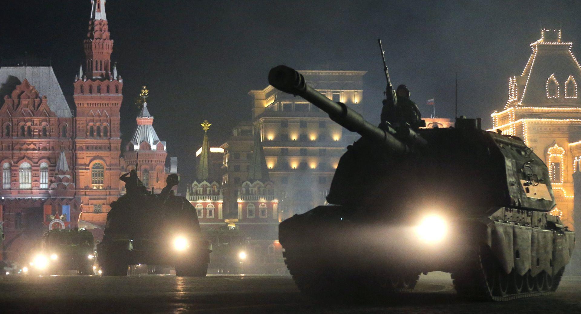 SAD kritizira rusko nagomilavanje snaga uz granicu baltičkih zemalja