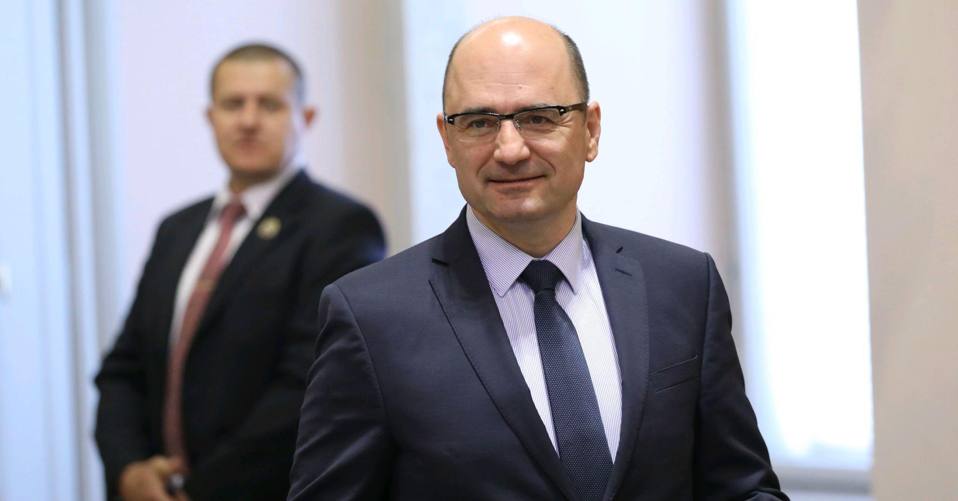 BRKIĆ 'Sjednicu Sabora može voditi potpredsjednik'