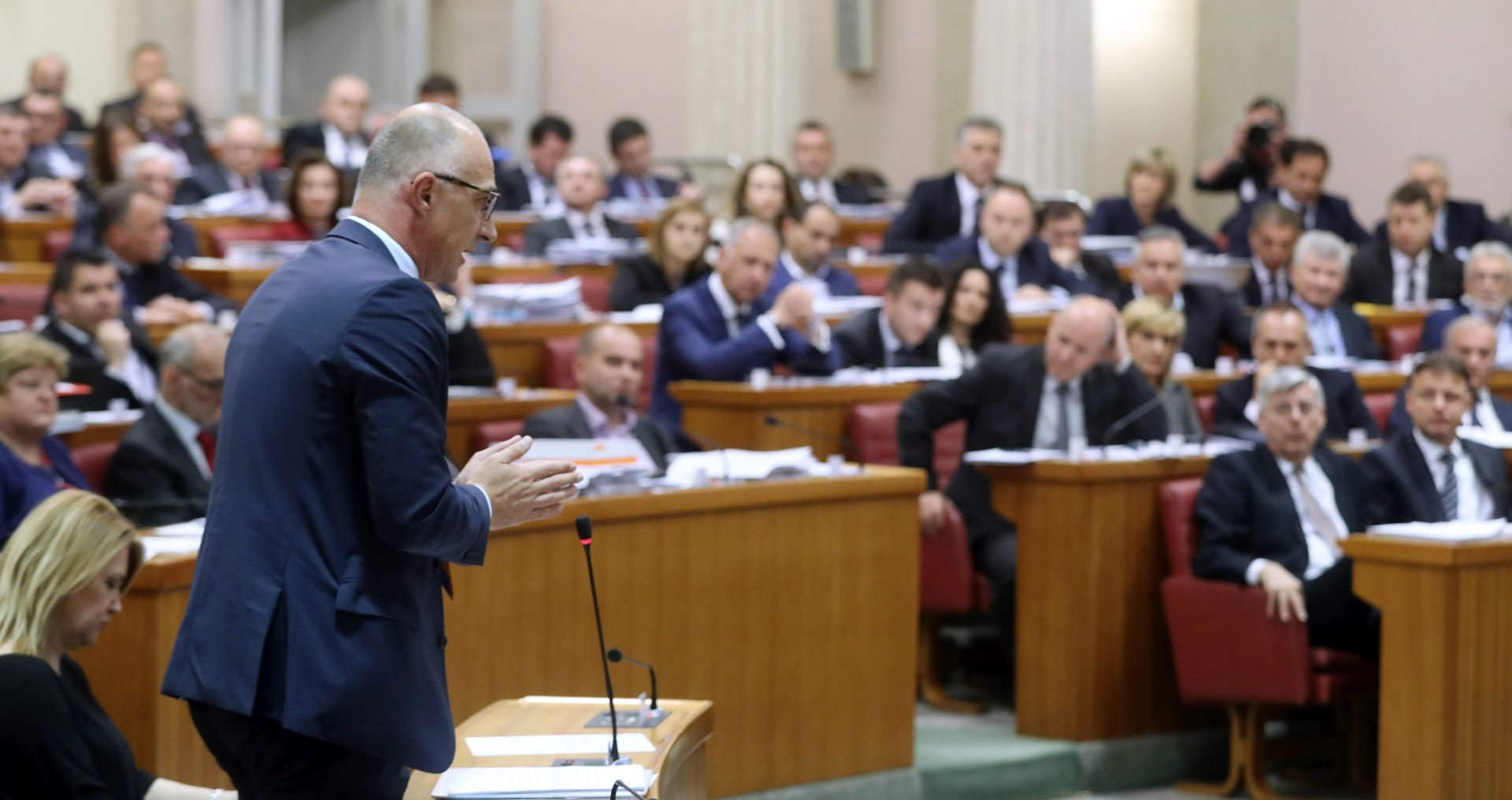 """Slovenski mediji o """"političkom trileru"""" u Hrvatskoj"""