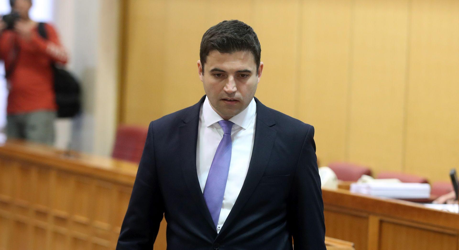 Bernardić neprihvatljivom ocijenio izjavu zamjenika predsjednika HDZ-a o nacionalnim manjinama