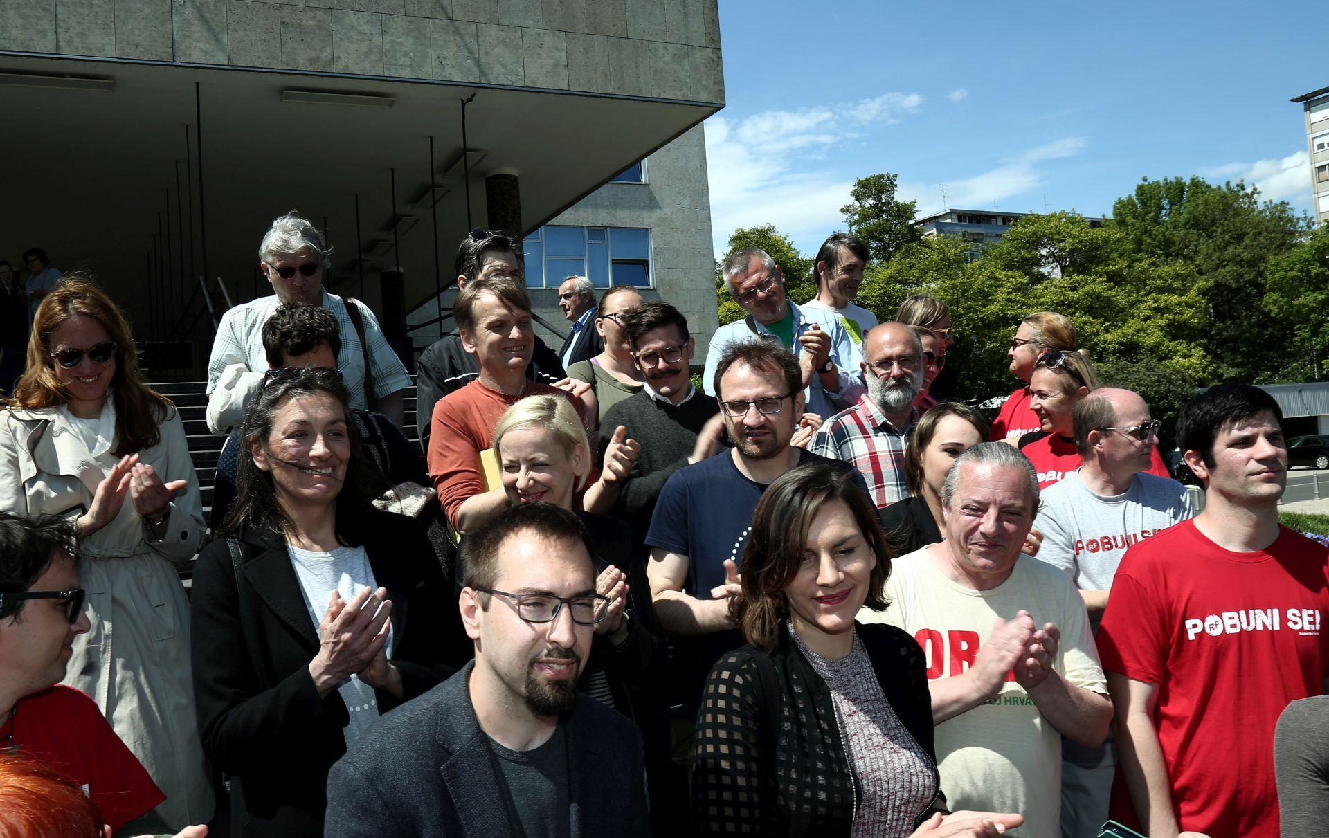 Zagreb je NAŠ podržali Europska stranka zelenih i Varoufakis