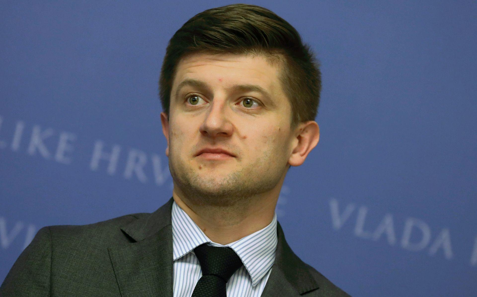 Z. MARIĆ 'Vlada funkcionira normalno, nisam imao razloga sumnjati na probleme u Agrokoru'