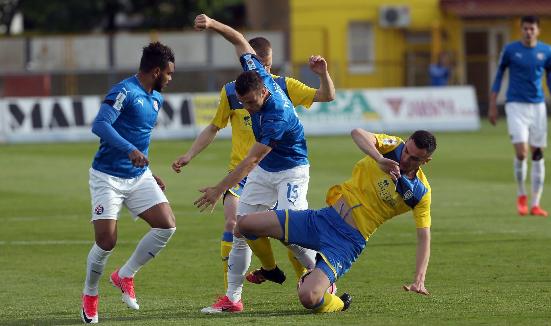 HNL Dinamo nadigrao Inter