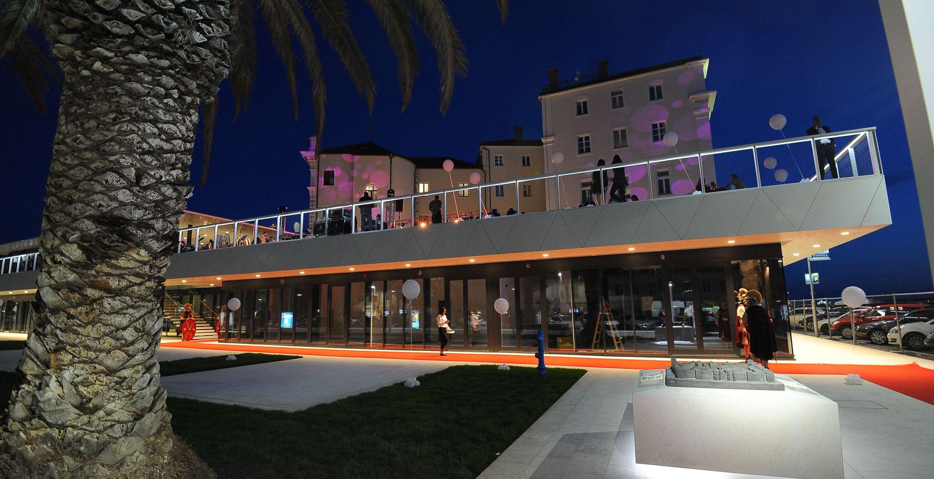 SPLIT Svečano otvorena Turistička palača