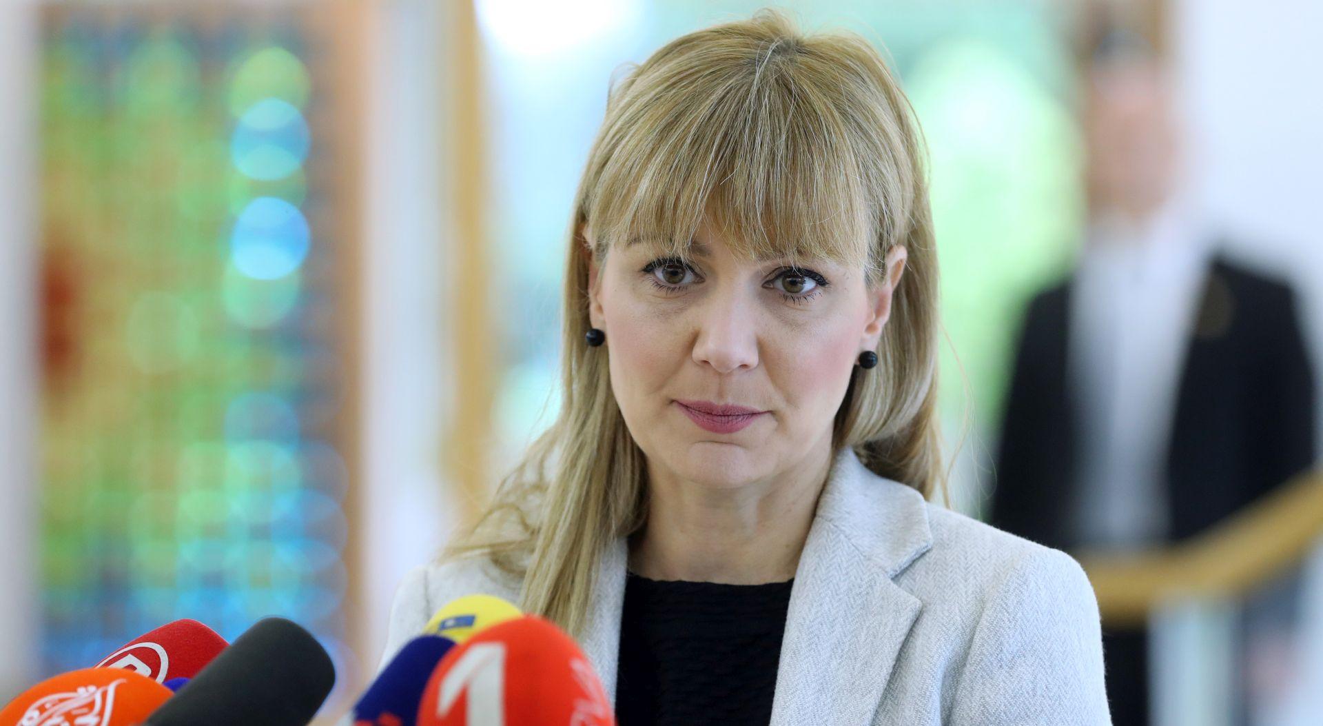 INTERVJU: BRUNA ESIH 'Plenković mi nije mogao jamčiti da u rekonstruiranoj vladi neće biti SDSS, HNS ili IDS'